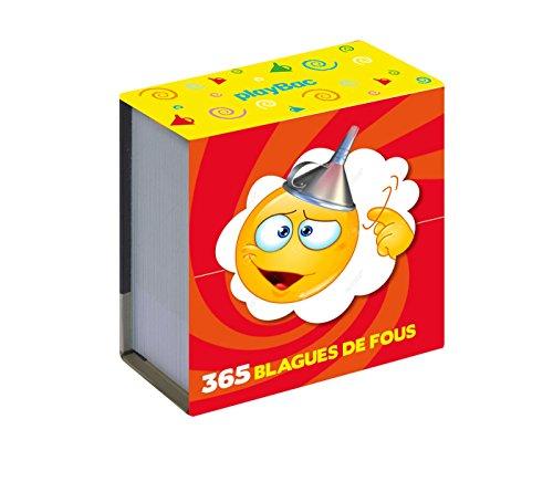 Mini calendrier - 365 blagues de fous - Spécial enfant !