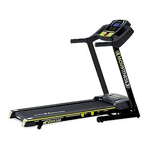 Movi Fitness Tapis Roulant MF360, Elettrico, Pieghevole, Salva Spazio, Professionale, Servizio Assistenza a domicilio 6 spesavip
