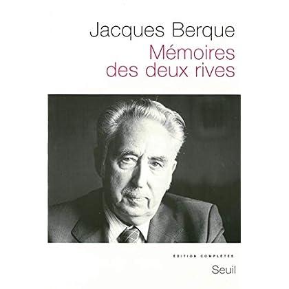 Mémoires des deux rives. Biographie