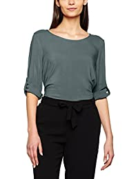 ONLY Damen Bluse Onlfirst 3/4 Fold Up Top Noos Wvn