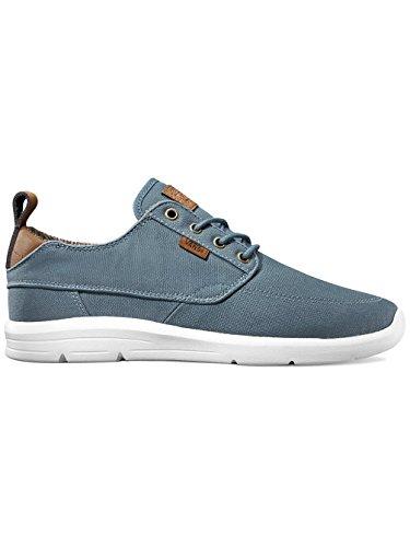 Vans Herren Ua Brigata Lite Sneakers blau / braun