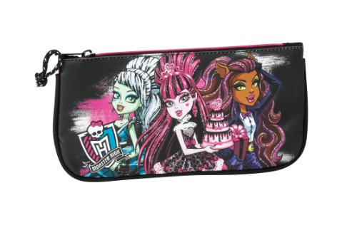 Monster High Estuche portatodo Plano Draculaura 1600
