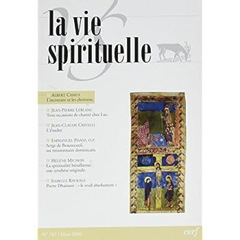 La Vie Spirituelle n° 787