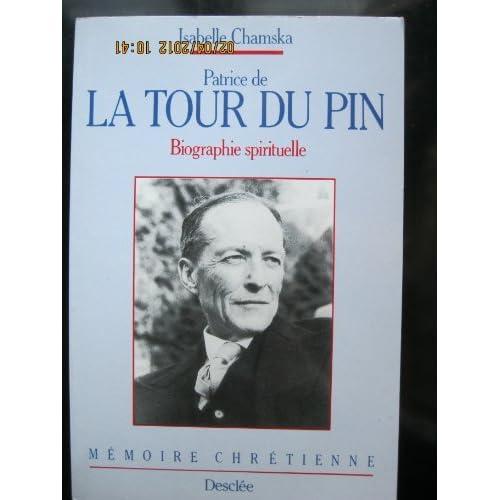 Patrice de La Tour du Pin