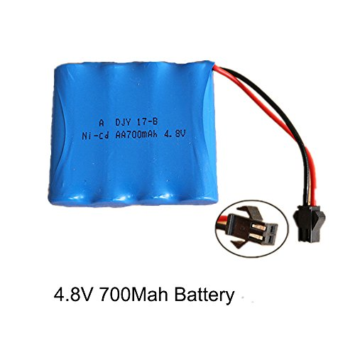 SZJJX-48V-700Mah-Rechargeable-Spare-Battery-Pack-for-SZJJX-RC-Cars-Off-Road-Rock-Vehicle-Crawler-Truck-24Ghz-4WD-High-Speed-114-and-118-Racing-Cars