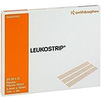 Leukostrip Wundnahtstreifen 6,4 x 76 mm, 10X3 St preisvergleich bei billige-tabletten.eu