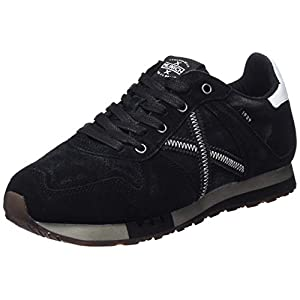 Munich Unisex-Erwachsene Massana Sneakers Schwarz (Negro 294) 43 EU