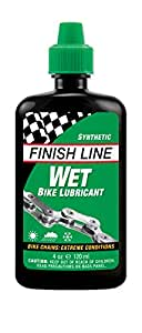 Finish Line Wet Lube Cross Country Lubrifiant 120 ml
