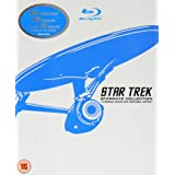 Star Trek: Stardate Collection - The Movies 1-10 [Blu-ray]