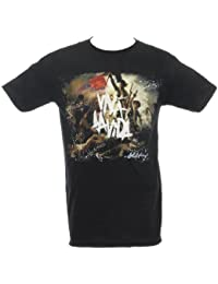 Collector's Mine Coldplay - Viva La Vida 5006TSBP Herren T-Shirt