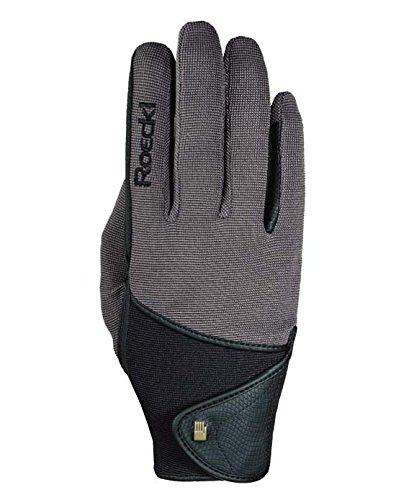 Roeckl Sports Handschuh Madison, Kinder Reithandschuh, Walnuß 5 -
