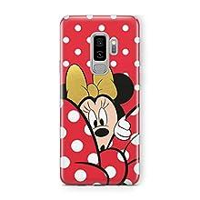 ERT GROUP Disney Coque de Protection pour téléphone Portable Minnie 015 Samsung S9 Plus