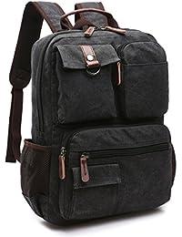 Mochila de Portátil 15 Backpack Impermeable Para el Laptop del Negocio Trabajo Diario Ocio