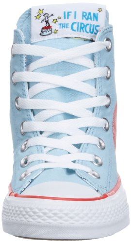 Rosso Lacci Sports Scarpe Blu Converse Bianco Delle Lifestyle Blu Unisex HOwxf8