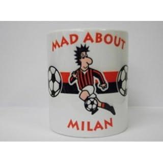 A.C Milan Football Mug / Cup Sports Memorabilia
