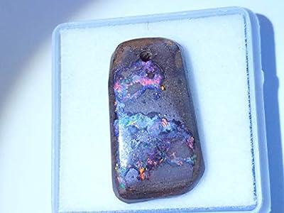 Magnifique Pendentif Opal Boulder Australie 11.50 ct