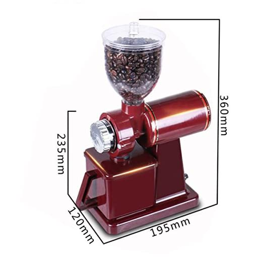 Coffee Grinder Electric Commercial Small Coffee Grinder Household Grinding Coffee Beans Professional Grinder Life Gifts