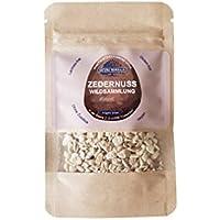 Zedernkerne (Zedernnüsse)   20g   sibirische Wildsammlung   NATURA BOREALIS
