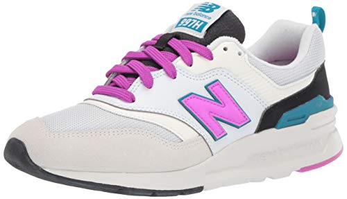 New Balance 997H, Zapatillas para Mujer, Blanco (Sea Salt/Peony), 37.5 EU