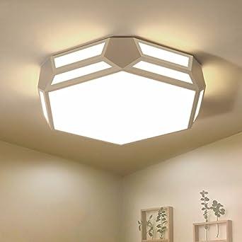 TIANLIANG04 Plafoniere Camera da letto LED lampada, lampada da ...