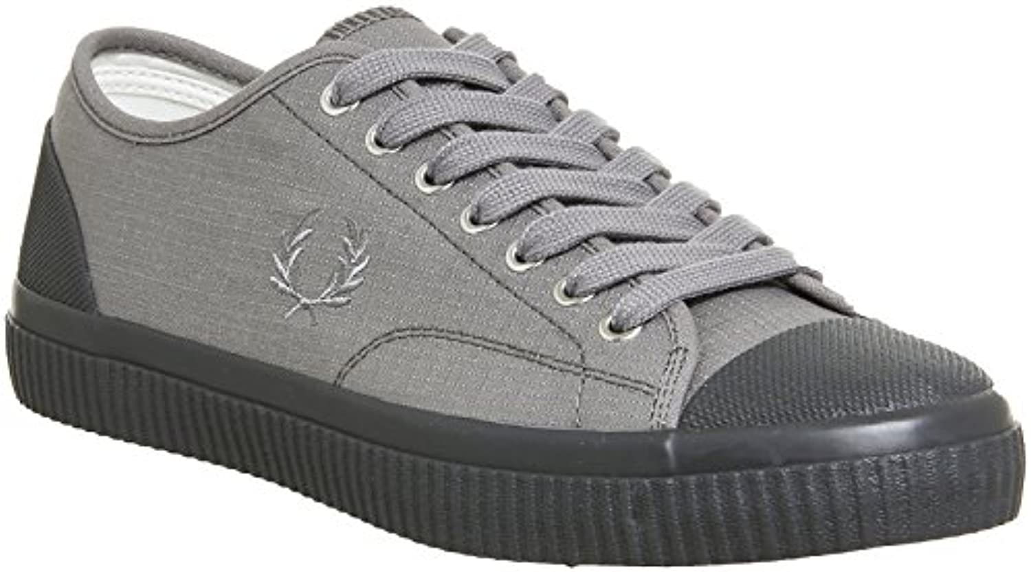 Fred Perry Hughes Shower Resistant Canvas Falcon Grey
