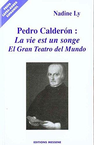Pedro CalderÂon :