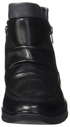 Jana Femme Black 25405 Bottes Ry7fsywq Noir rwg6r1Fq