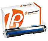 Bubprint Toner kompatibel für HP CE311A 126A für Color Laserjet Pro CP1025 CP1025NW CP1026NW Pro 100 Color MFP M175A M175NW Pro M275 M275NW Cyan