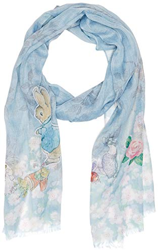 Beatrix Potter Peter Rabbit Scarf, Polyester, Mehrfarbig, 1 x 5 x 18 cm,