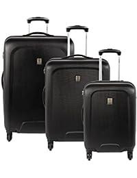 Delsey - Juego de maletas  negro negro L53.0 x H76.5 x P29.0 cm