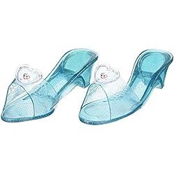Disney Princesas Zapatos de Elsa, para niñas, talla M (Rubies 36170)