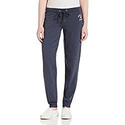 Aéropostale Women's Sports Tights (AE01138404_Heritage Navy_X-Small)(10002251)