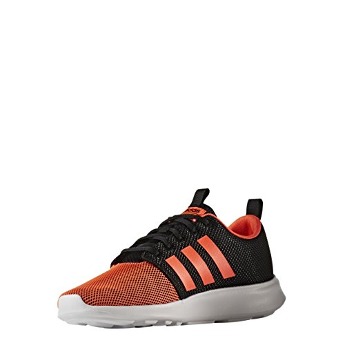 adidas Cloudfoam Swift Racer, Chaussure de Sport Homme Core Black/Solar Red/Footwear White