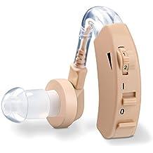 Beurer HA-20 - Amplificador de sonido, color crema