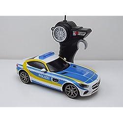 Maisto 582096P ferngesteuertes Auto, blau