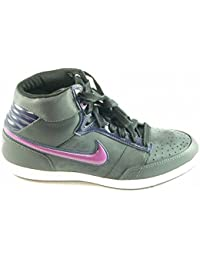Nike doble Team Lt Hi 432164-10 para mujer, color negro