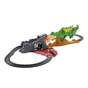 Thomas & Friends FXX66 Trackmaster Dragon Escape - Set de Accesorios para Manualidades, diseño de dragón
