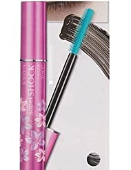 Avon Supershock Mascara Black Limited Edition Pretty Pink Packaging