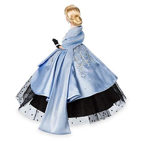 Disney Store - Muñeca de Cenicienta, serie Premiere edición limitada