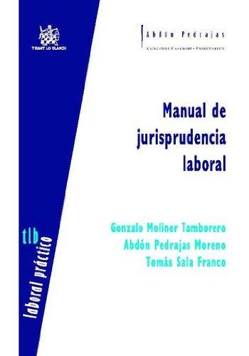 Manual de jurisprudencia laboral