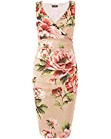 Phase Eight Women's Rosetta Floral Sleeveless Dress