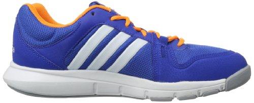 adidas Performance A.T. 120-6, Scarpe da corsa uomo blu (Blau (Blue Beauty F10 / Running White Ftw / Solar Zest F32896))