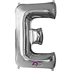 Anagram 32954 Globo de helio gigante, forma de la letra E