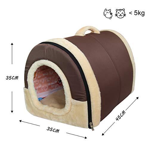 Zoom IMG-2 cuccia cucce gatto cane da