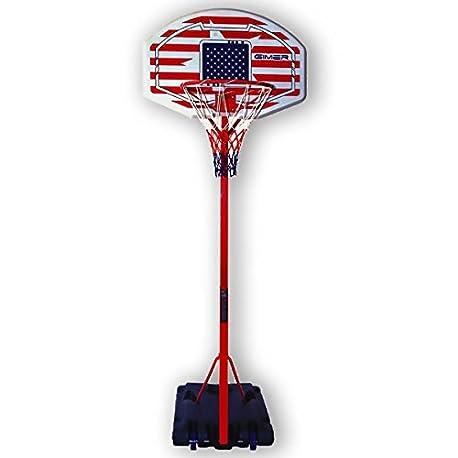 Baloncesto columna 210 260 cm