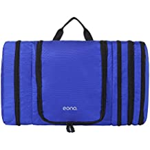 Eono Essentials Waterproof Flat Toiletry Bag