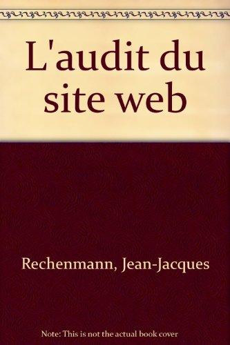 L'Audit du site Web