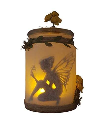Lampada fata, luce notturna rilassante per la camera dei bambini