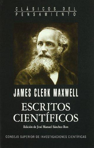 Escritos científicos (Clásicos del Pensamiento)