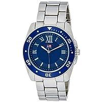 U.S. Polo Assn. Men's Quartz Metal and Alloy Casual Watch, Color:Silver-Toned US8611